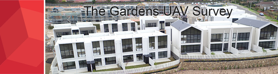 The Gardens UAV Survey
