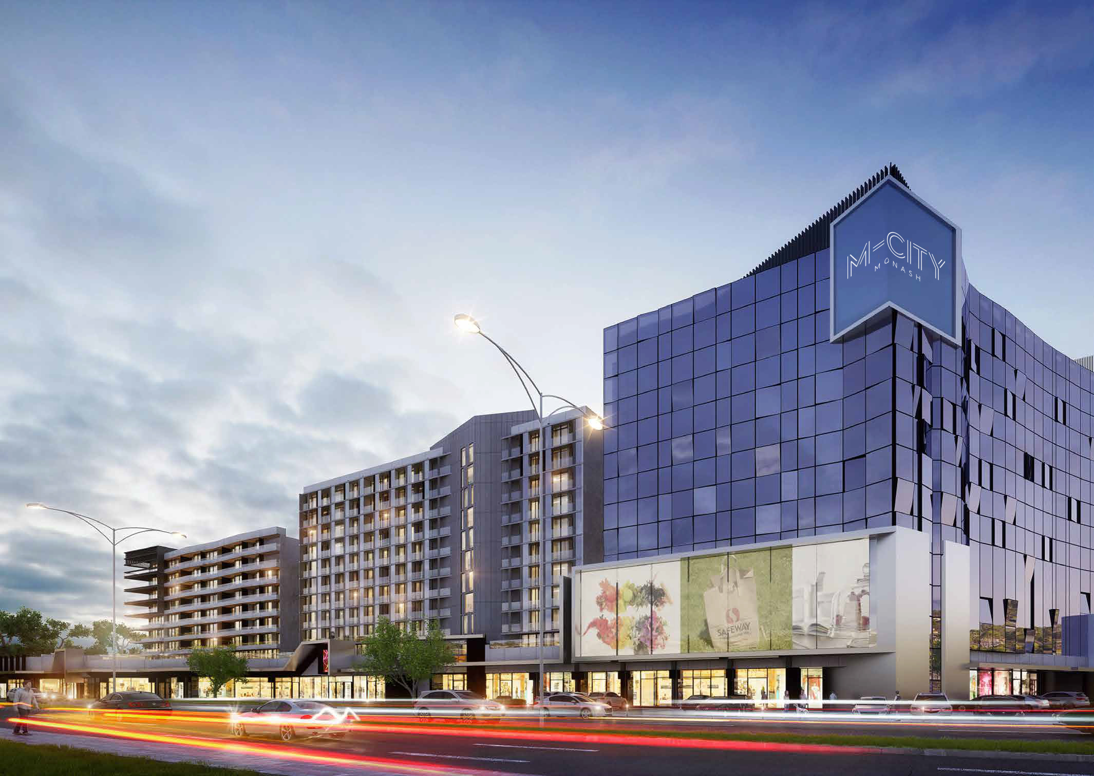 M-City: Melbourne's newest and largest mixed-use development | Taylors