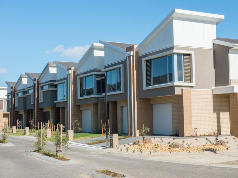 Town Living at Point Cook