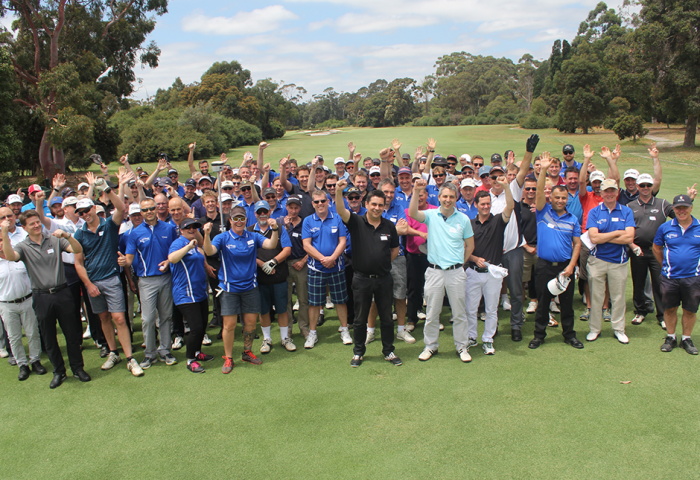 Friendly Competition Tees Off at Corporate Golf Day