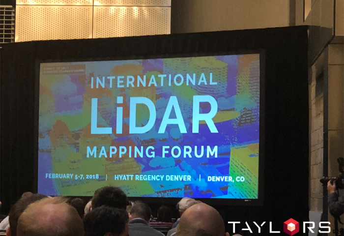International LiDAR Mapping Forum 2018