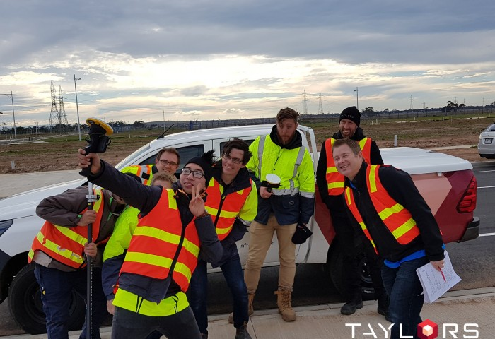 Trimble's 'Early Experience Program' brings SiteVision to Taylors