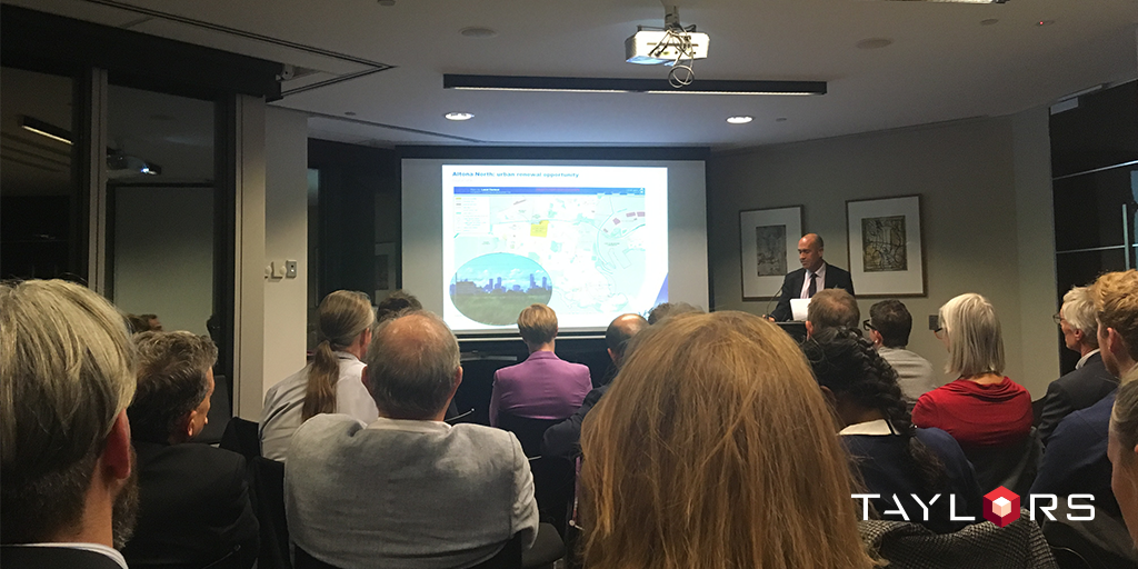 The VPELA Future Growth Seminar had many town planners taking note of Melbourne's potential development patterns.